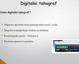 7. Digitalni tahograf