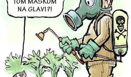 Izobrazba za pesticide – tečaj